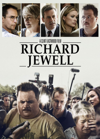 RICHARD JEWEL SD MOVIES ANYWHERE (USA) / GOOGLE PLAY (CANADA) DIGITAL COPY MOVIE CODE (READ DESCRIPTION FOR REDEMPTION SITE)