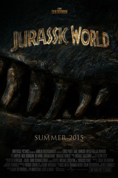 JURASSIC PARK 4 JURASSIC WORLD HD GOOGLE PLAY DIGITAL COPY MOVIE CODE (READ DESCRIPTION FOR REDEMPTION INFO/SITE) CANADA