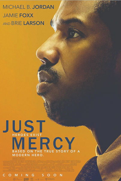 JUST MERCY SD MOVIES ANYWHERE (USA) / HD GOOGLE PLAY (CANADA) DIGITAL COPY MOVIE CODE (READ DESCRIPTION FOR REDEMPTION SITE) USA CANADA