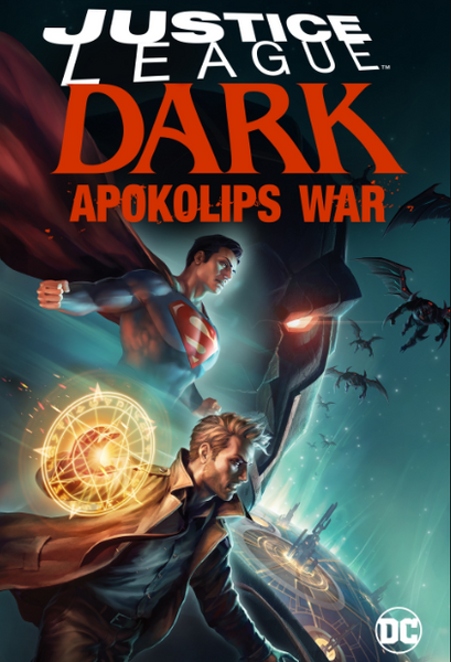 JUSTICE LEAGUE DARK APOKOLIPS WAR DC UNIVERSE 4K UHD 4K MOVIES ANYWHERE (USA) / HD GOOGLE PLAY (CANADA) DIGITAL COPY MOVIE CODE (READ DESCRIPTION FOR REDEMPTION SITE)