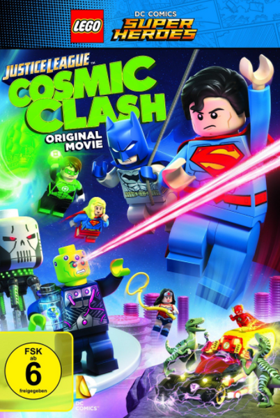 LEGO JUSTICE LEAGUE COSMIC CLASH HDX MOVIES ANYWHERE DIGITAL COPY MOVIE CODE (READ DESCRIPTION FOR REDEMPTION SITE) USA