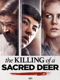 KILLING OF A SACRED DEER (THE) HD iTunes DIGITAL COPY MOVIE CODE - MUST HAVE A VALID CANADIAN iTunes ACCOUNT TO REDEEM