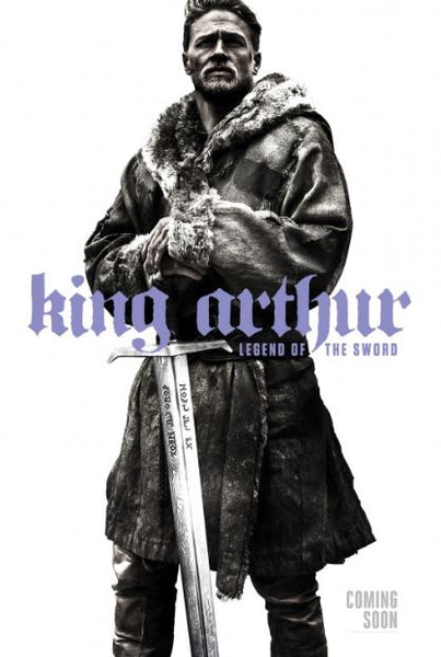 KING ARTHUR LEGEND OF THE SWORD HDX MOVIES ANYWHERE DIGITAL COPY MOVIE CODE (READ DESCRIPTION FOR REDEMPTION SITE) USA