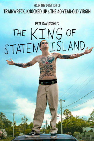 KING OF STATEN ISLAND (THE) HD GOOGLE PLAY DIGITAL COPY MOVIE CODE (DIRECT INTO GOOGLE PLAY) CANADA