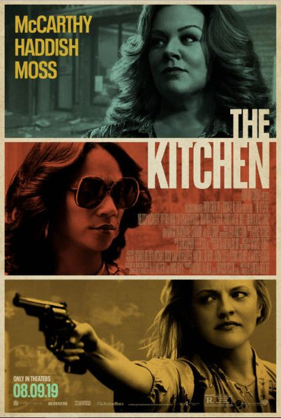 KITCHEN (THE) (2019) HDX MOVIES ANYWHERE (USA) / GOOGLE PLAY (CANADA) DIGITAL COPY MOVIE CODE