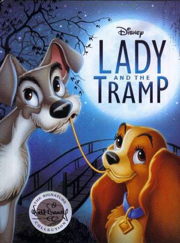 LADY AND THE TRAMP (THE) SIGNATURE COLLECTION DISNEY HD GOOGLE PLAY DIGITAL COPY MOVIE CODE (DIRECT INTO GOOGLE PLAY) USA CANADA