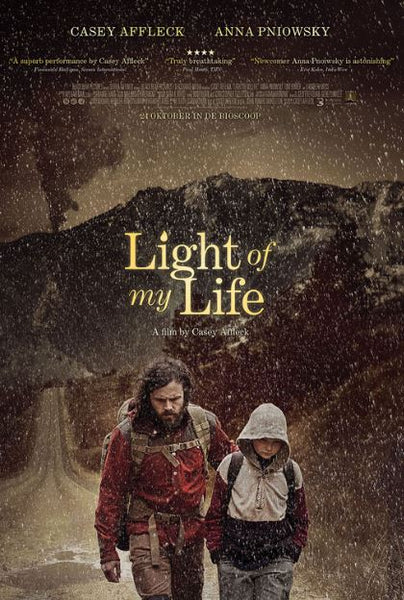 LIGHT OF MY LIFE HD iTunes DIGITAL COPY MOVIE CODE