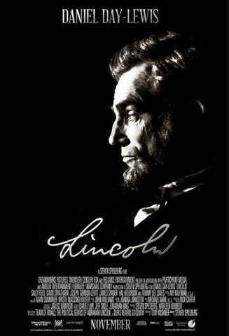 LINCOLN (RARE DIGITAL CODE) XML DIGITAL COPY MOVIE CODE