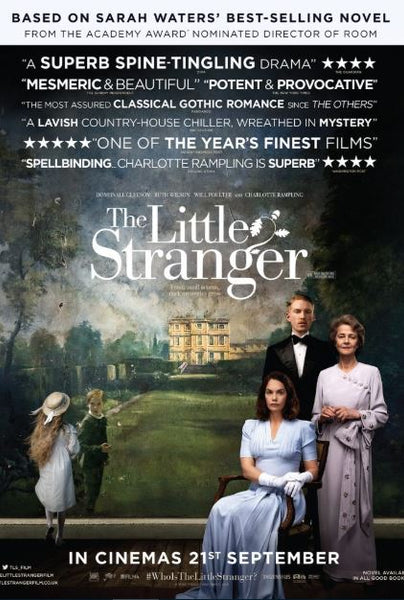 THE LITTLE STRANGER HD GOOGLE PLAY DIGITAL COPY MOVIE CODE