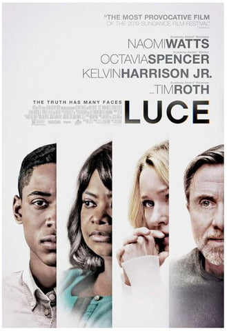 LUCE HD iTunes DIGITAL COPY MOVIE CODE