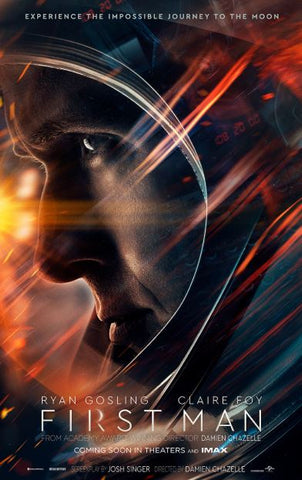 FIRST MAN HD GOOGLE PLAY DIGITAL COPY MOVIE CODE