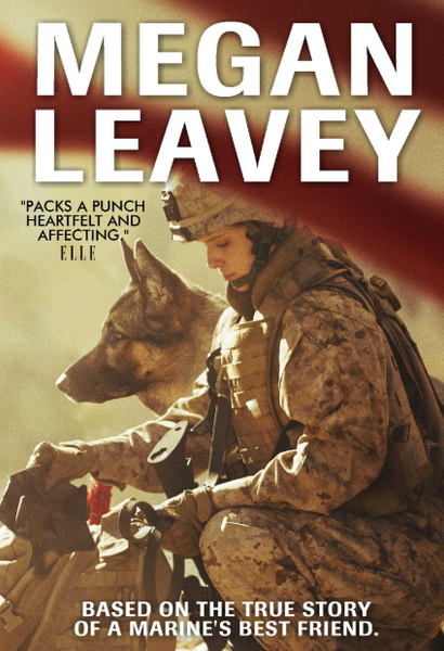 MEGAN LEAVEY HD iTunes DIGITAL COPY MOVIE CODE - MUST HAVE A VALID CANADIAN iTunes ACCOUNT TO REDEEM