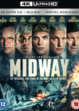 MIDWAY 4K UHD 4K iTunes DIGITAL COPY MOVIE CODE (DIRECT INTO ITUNES) MUST HAVE A CANADIAN iTunes ACCOUNT