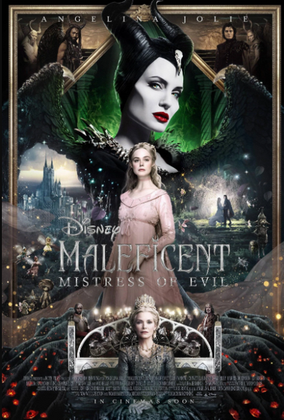 MALEFICENT MISTRESS OF EVIL / MALEFICENT 2 DISNEY HD iTunes DIGITAL COPY MOVIE CODE w 150 DMR (READ DESCRIPTION FOR REDEMPTION SITE/STEP/INFO) USA CANADA