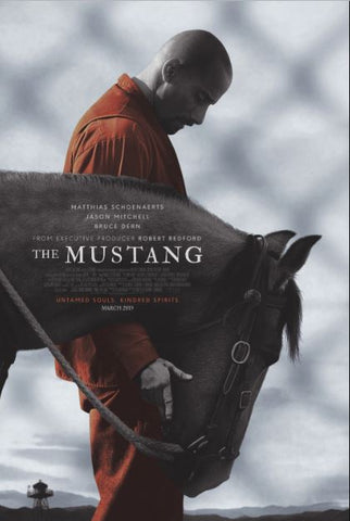 MUSTANG (THE) HD GOOGLE PLAY DIGITAL COPY MOVIE CODE