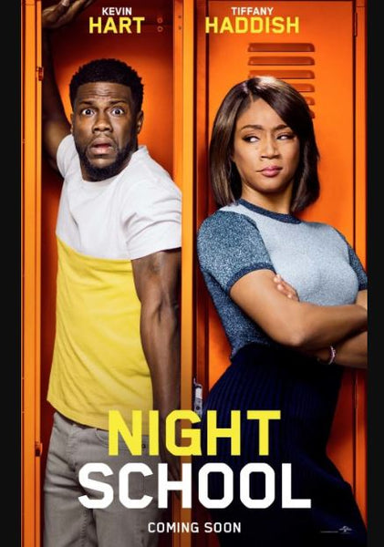 NIGHT SCHOOL HDX MOVIES ANYWHERE DIGITAL COPY MOVIE CODE (READ DESCRIPTION FOR REDEMPTION SITE) USA