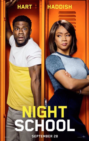 NIGHT SCHOOL HD GOOGLE PLAY DIGITAL COPY MOVIE CODE (DIRECT INTO GOOGLE PLAY) CANADA