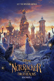 THE NUTCRACKER AND THE FOUR REALMS DISNEY HD iTunes DIGITAL COPY MOVIE CODE w 150 DMR (READ DESCRIPTION FOR REDEMPTION SITE/INFO) USA CANADA