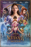 THE NUTCRACKER AND THE FOUR REALMS DISNEY HD DC DIGITAL MOVIE CODE