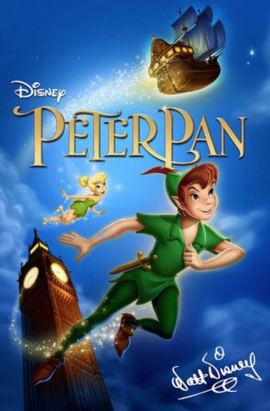 PETER PAN SIGNATURE COLLECTION HD DC DISNEY DIGITAL MOVIE CODE w 150 DMR (READ DESCRIPTION FOR REDEMPTION INFO) USA CANADA