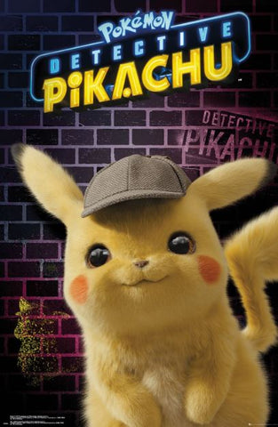 DETECTIVE PIKACHU (POKEMON) HDX (USA) MOVIES ANYWHERE / (CANADA) HD GOOGLE PLAY DIGITAL MOVIE CODE (READ DESCRIPTION FOR REDEMPTION SITE)