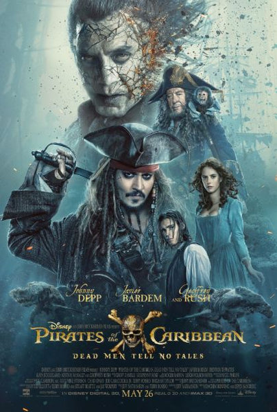 PIRATES OF THE CARIBBEAN DEAD MEN TELL NO TALES DISNEY HDX VUDU, HDX MOVIES ANYWHERE, HD iTunes DIGITAL COPY MOVIE CODE