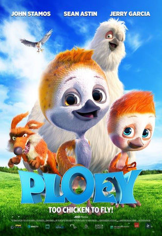PLOEY HD DIGITAL COPY (requires download to PC) MOVIE CODE