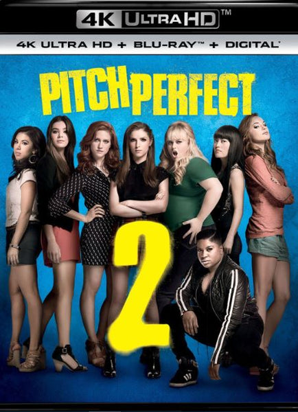 PITCH PERFECT 2 4K UHD 4K iTunes DIGITAL COPY MOVIE CODE