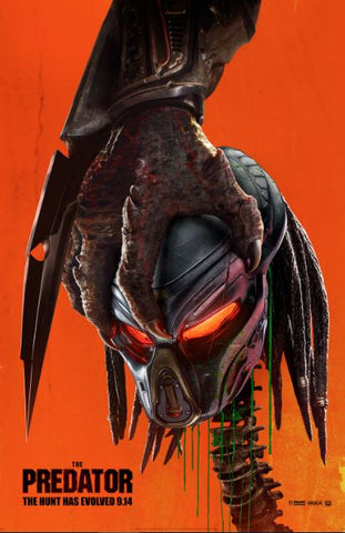 THE PREDATOR (2018) HD GOOGLE PLAY DIGITAL COPY MOVIE CODE