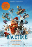 LA COURSE DES TUQUES (RACETIME) HD iTunes (FRENCH w ENGLISH SUBTITLES) DIGITAL COPY MOVIE CODE - MUST HAVE A VALID CANADIAN iTunes ACCOUNT TO REDEEM