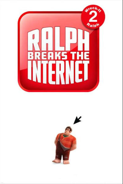 WRECK IT RALPH 2 RALPH BREAKS THE INTERNET DISNEY HD GOOGLE PLAY CODE