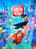 WRECK IT RALPH 2 / RALPH BREAKS THE INTERNET DISNEY HD GOOGLE PLAY DIGITAL COPY MOVIE CODE (DIRECT INTO GOOGLE PLAY) USA CANADA
