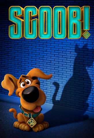 SCOOB! / SCOOBY-DOO SD MOVIES ANYWHERE (USA) / GOOGLE PLAY (CANADA) DIGITAL COPY MOVIE CODE (READ DESCRIPTION FOR REDEMPTION SITE)