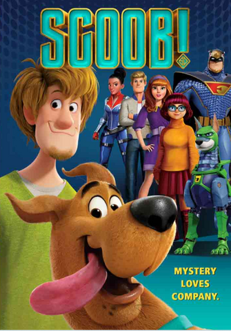 SCOOB! / SCOOBY-DO SD MOVIES ANYWHERE (USA) / GOOGLE PLAY (CANADA) DIGITAL COPY MOVIE CODE (READ DESCRIPTION FOR REDEMPTION SITE)