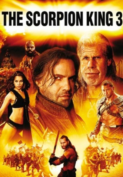 THE SCORPION KING 3 BATTLE FOR REDEMPTION HD GOOGLE PLAY DIGITAL COPY MOVIE CODE