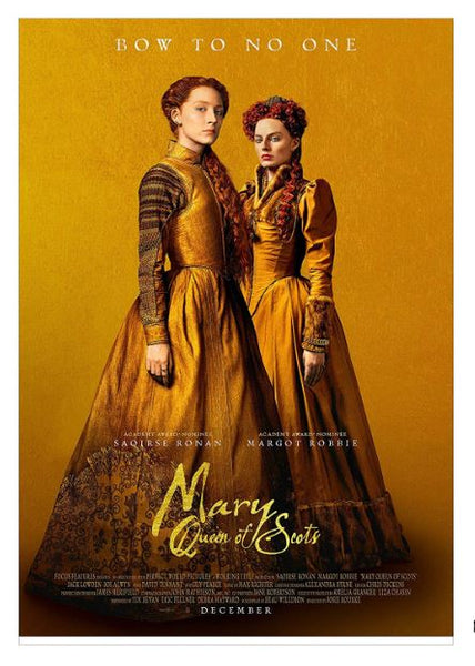 MARY QUEEN OF SCOTS HD GOOGLE PLAY DIGITAL COPY MOVIE CODE