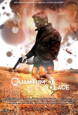 QUANTUM OF SOLACE JAMES BOND 007 DANIEL CRAIG HD GOOGLE PLAY DIGITAL COPY MOVIE CODE