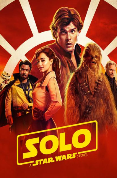 SOLO A STAR WARS STORY DISNEY HD GOOGLE PLAY CODE