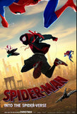 SPIDER-MAN INTO THE SPIDER-VERSE HD GOOGLE PLAY DIGITAL COPY MOVIE CODE