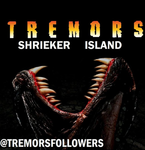 TREMORS SHRIEKERS ISLAND HD GOOGLE PLAY DIGITAL COPY MOVIE CODE (DIRECT INTO GOOGLE PLAY) CANADA
