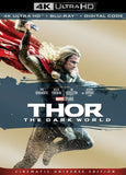THOR 2 THE DARK WORLD MARVEL DISNEY 4K UHD VUDU, 4K UHD MOVIES ANYWHERE, HD iTunes DIGITAL COPY MOVIE CODE w 200 DMR (READ DESCRIPTION FOR REDEMPTION SITE/INFO) USA CANADA