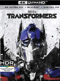 TRANSFORMERS 1 4K UHD 4K iTunes DIGITAL COPY MOVIE CODE
