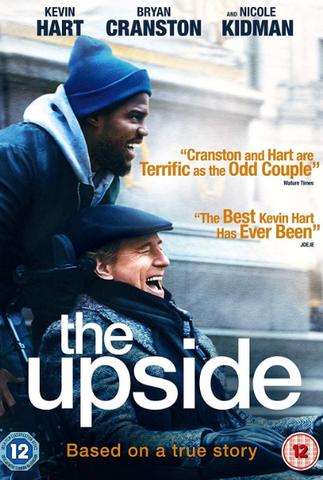 UPSIDE (THE) HD iTunes DIGITAL COPY MOVIE CODE ONLY (DIRECT INTO ITUNES) USA