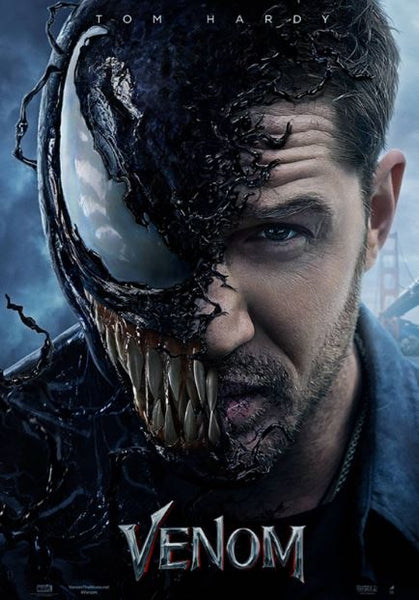 VENOM HD GOOGLE PLAY DIGITAL COPY MOVIE CODE (DIRECT INTO GOOGLE PLAY) CANADA