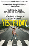 YESTERDAY HD GOOGLE PLAY DIGITAL COPY MOVIE CODE