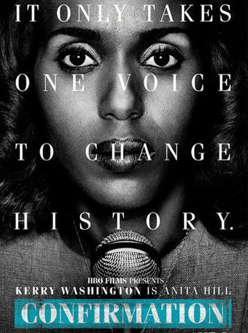 HBO's CONFIRMATION HD iTunes DIGITAL COPY MOVIE CODE ONLY