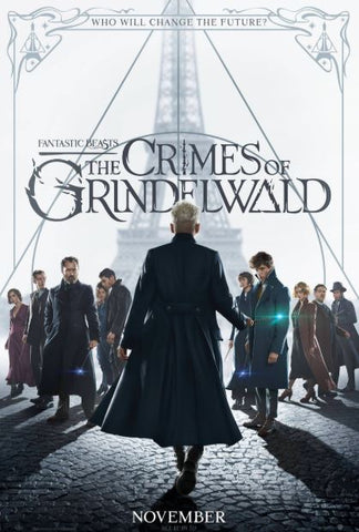FANTASTIC BEASTS THE CRIMES OF GRINDELWALD HD GOOGLE PLAY DIGITAL COPY MOVIE CODE (DIRECT INTO GOOGLE PLAY) CANADA