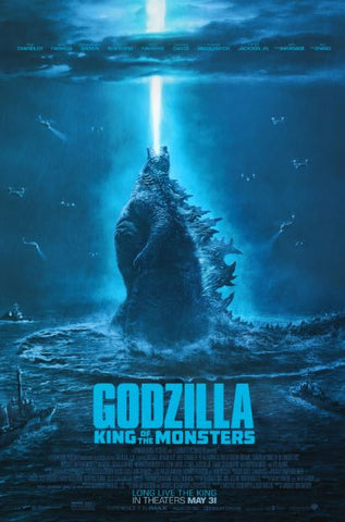 GODZILLA KING OF THE MONSTERS HDX (USA) MOVIES ANYWHERE / (CANADA) GOOGLE PLAY DIGITAL MOVIE CODE