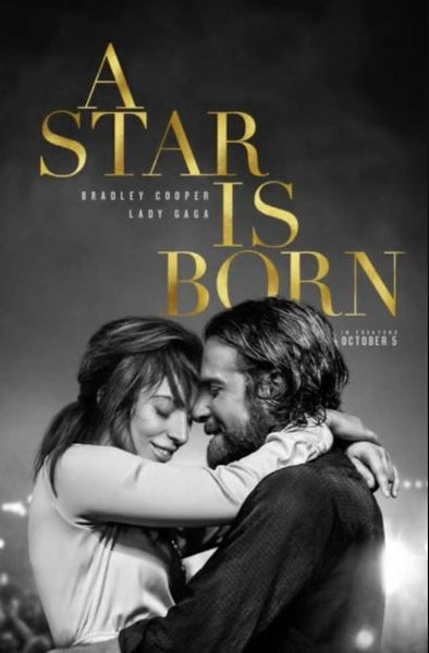 A STAR IS BORN HDX UV ULTRAVIOLET DIGITAL MOVIE CODE