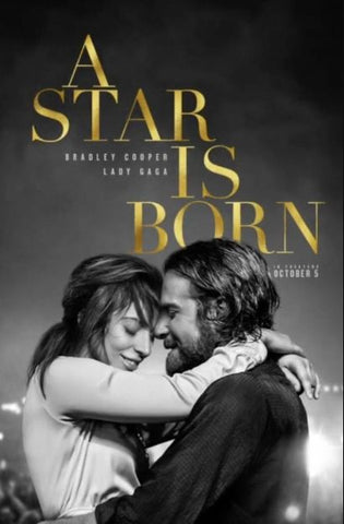 A STAR IS BORN HD GOOGLE PLAY DIGITAL COPY MOVIE CODE (READ DESCRIPTION FOR REDEMPTION SITE) CANADA